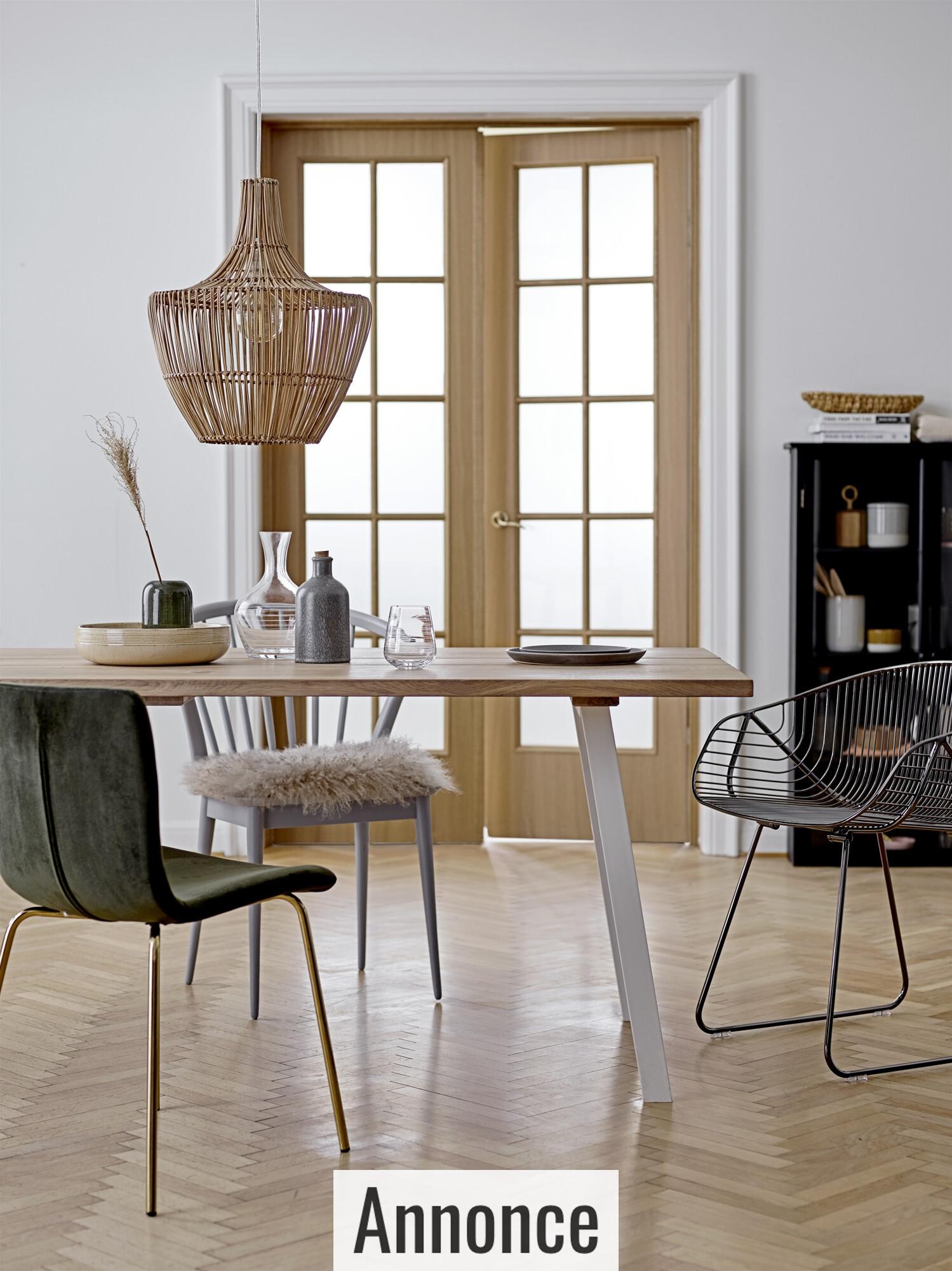 Indret dit nye hjem med møbler fra Bloomingville