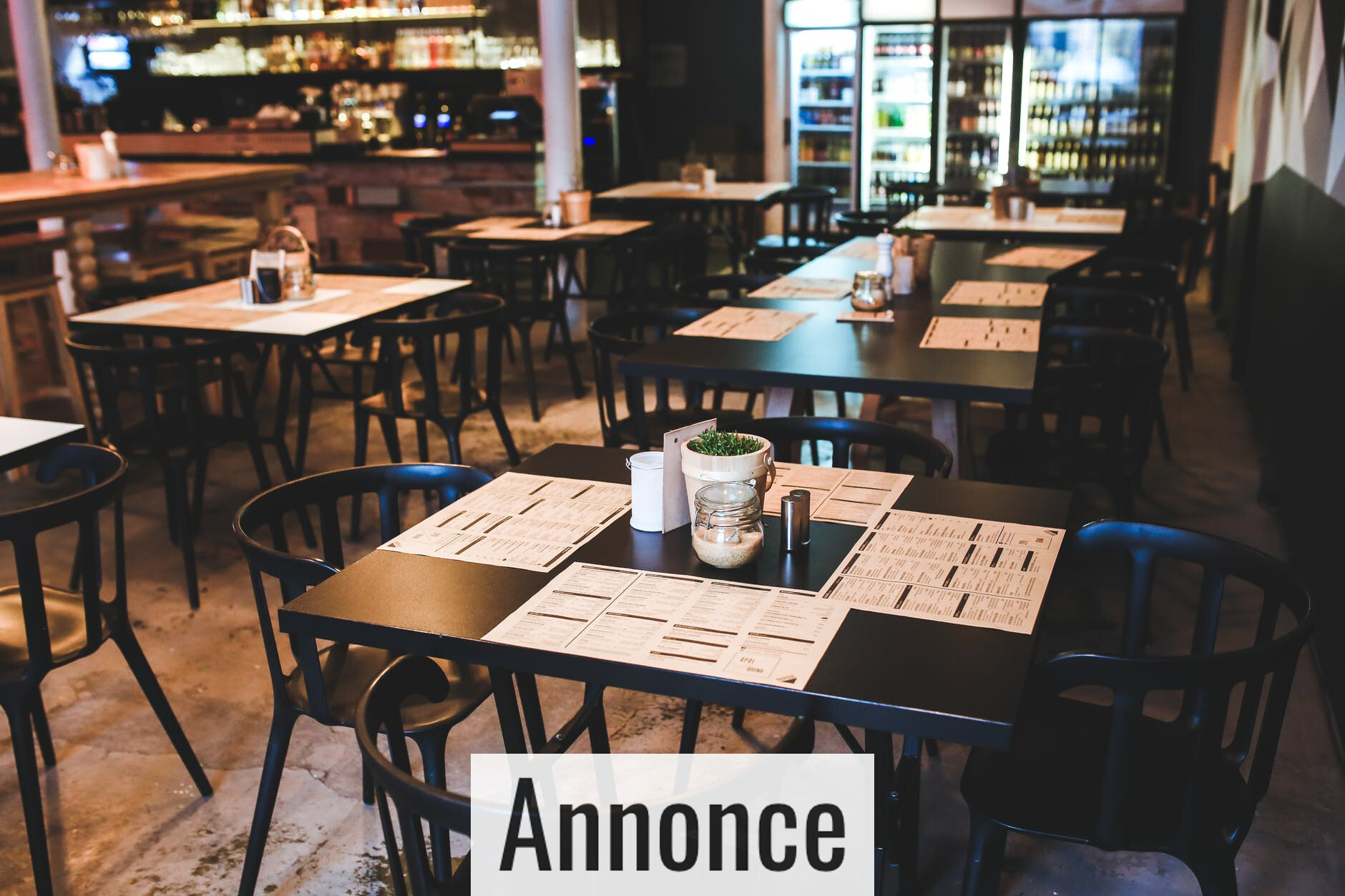 Trænger du til nyt inventar i din restaurant? Få inspiration her