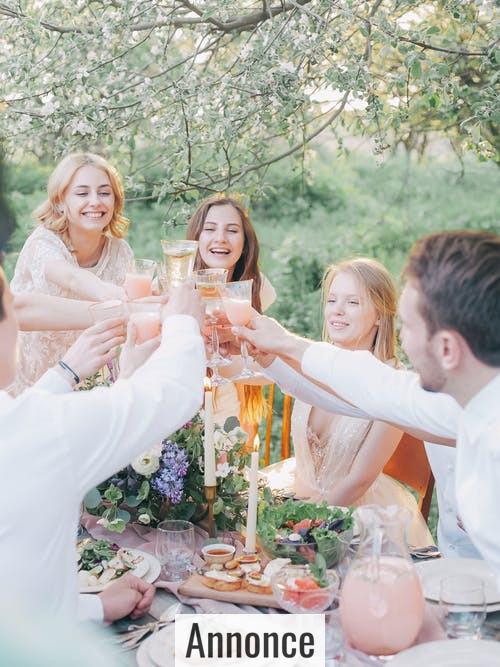 3 gode råd til en festlig aften