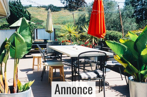 Sommeren haveprojekt: Ny terrasse
