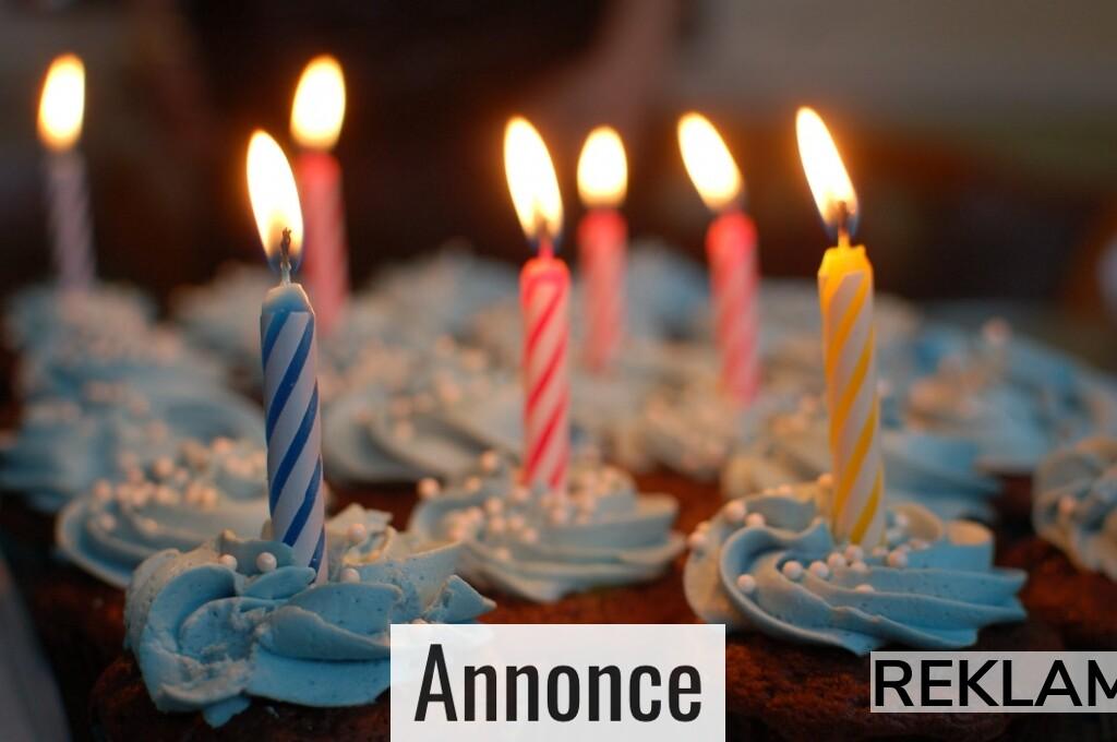 3 tips til hvordan du bedst fejre et barns fødselsdag