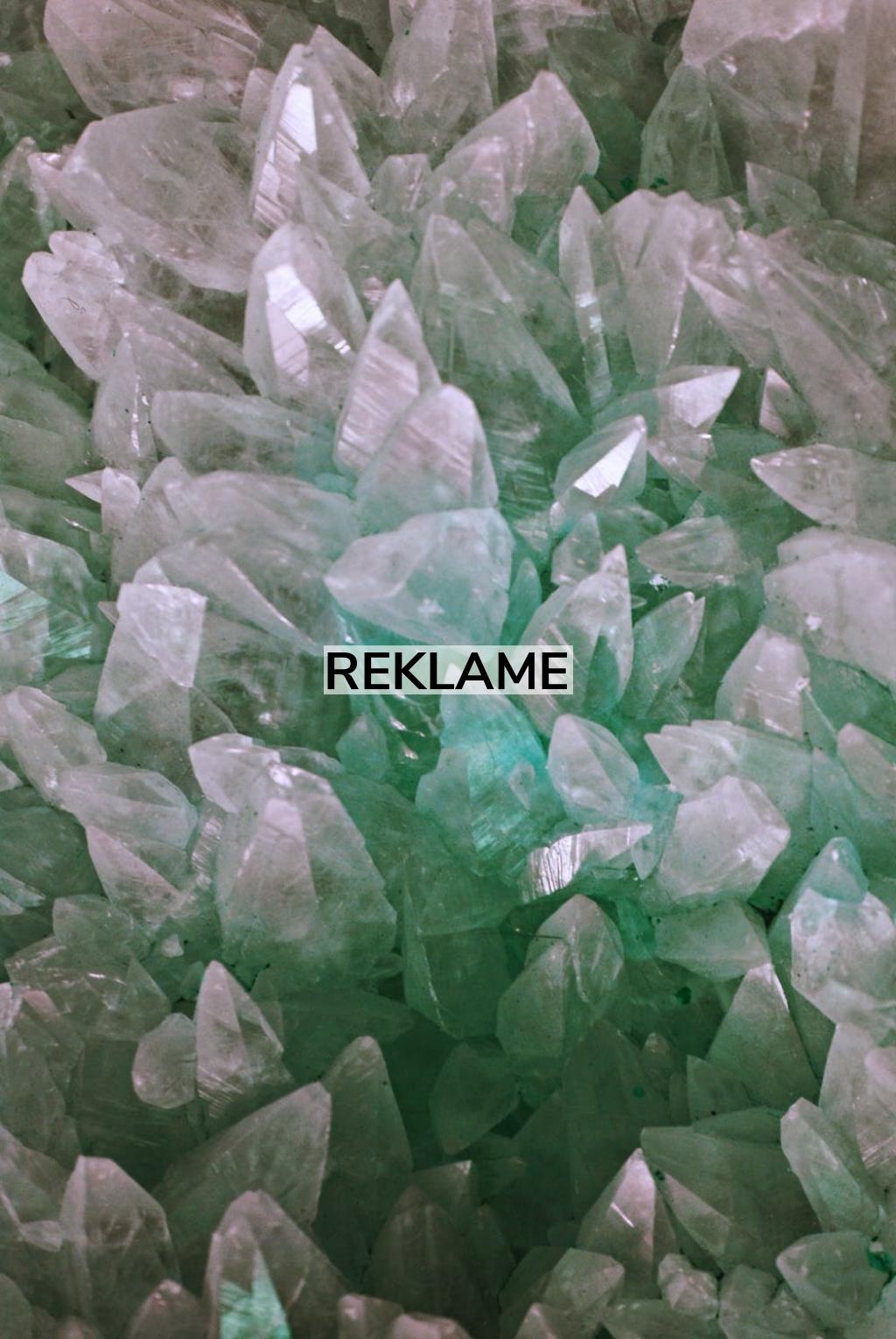 Sådan kan krystaller hjælpe dig i hverdagen