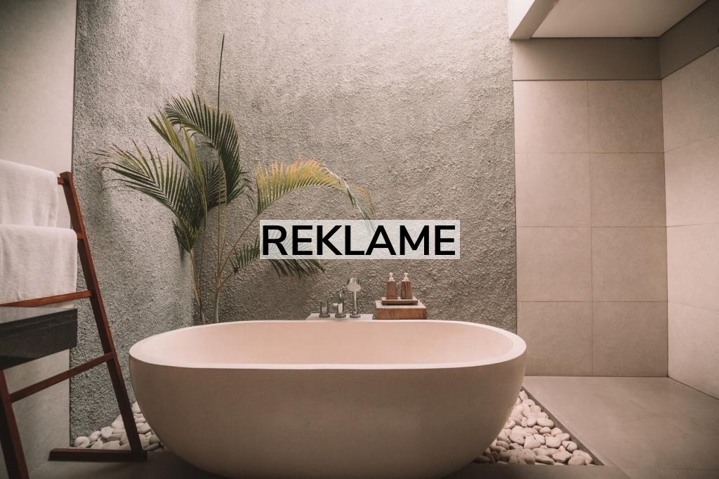 Indret dit badeværelse med disse tips